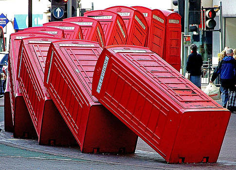 The Domino Effect - Out of Order by Colin J Williams Photography