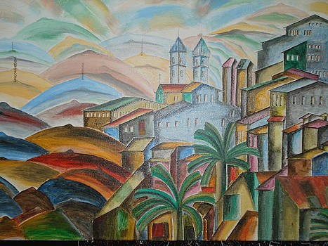The Dream City by Prasenjit Dhar