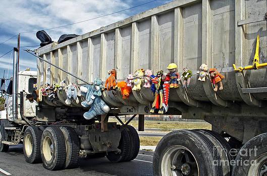 Kathleen K Parker - The Dump Truck That Cared - New Orleans after Katrina