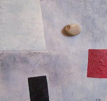 The empty by Davide Barbanera