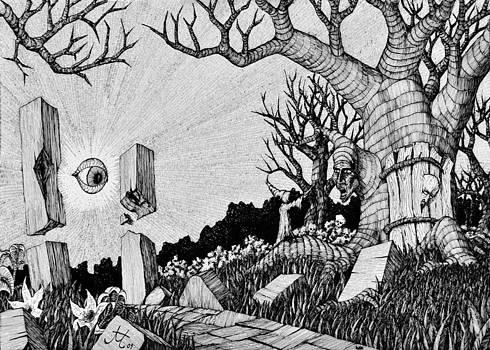 Mariusz Zawadzki - the eye