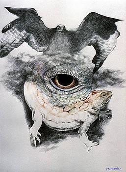 The Eye of Power by Kyra Belan