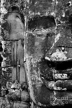 The Face of Angkor by Nola Lee Kelsey