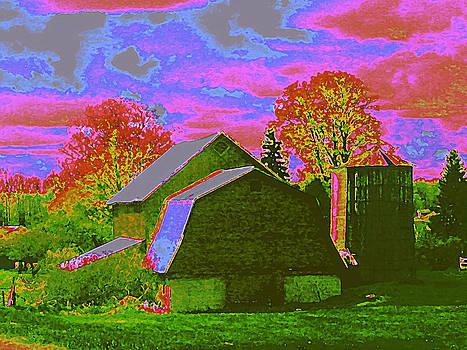 The Farm by Tracy Daniels