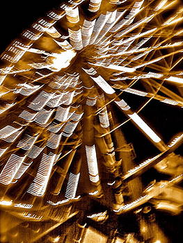 The Ferris Wheel by Amber Hennessey