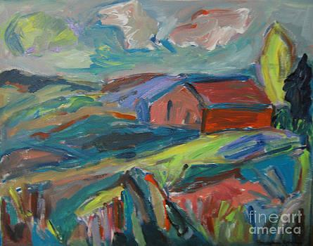 The Fields by Marlene Robbins