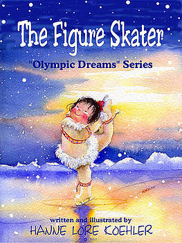 Hanne Lore Koehler - The Figure Skater - cover