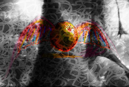 Eleigh Koonce - The Flying Fruit Bat Grey