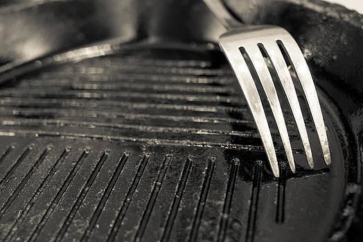 The Fork by Subpong Ittitanakul
