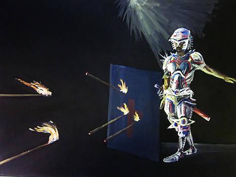 The Full Armor of God by Samnold Telfort