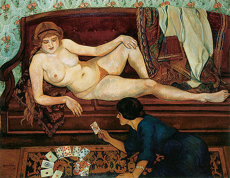 Suzanne Valadon - The Future Unveiled