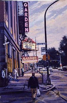 The Garden Theater by James Guentner