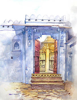 The gate by Ravindra Kajari