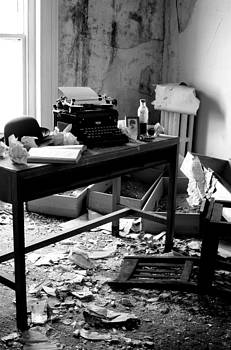 The Ghost Writer- Room 143 by Nyla Alisia