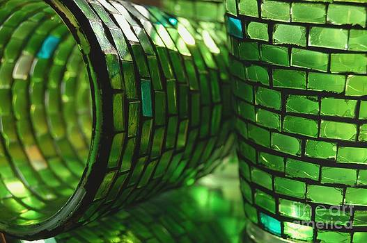 The Glass is always Greener... by Jeannette Sheehy