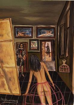The good menina by Jose Luis Villagran Ortiz