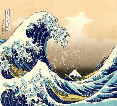Roberto Prusso - The Great Wave