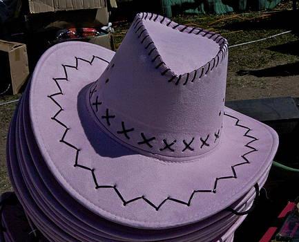 The Hat by Michael Clarke JP