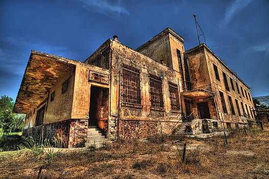 The Haunted Factory by Stamatis Gr