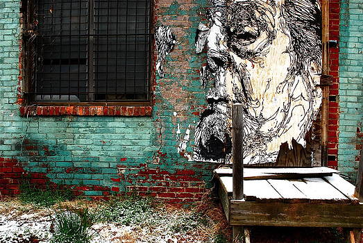 The Head by David Rothschild