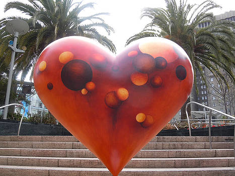 The Heart by Art King
