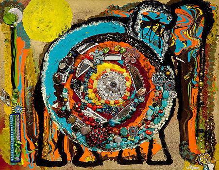 The Heart of an Elephant by Artista Elisabet