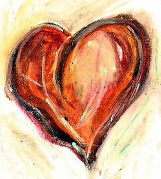 The Heart by Racquel Morgan