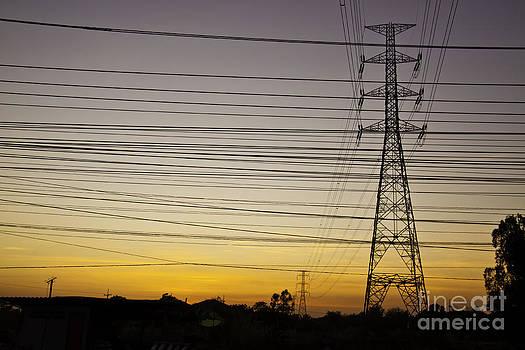 The high pole by Wittaya Uengsuwanpanich