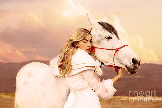 The Horse Whisperer by Nadja Berberovic