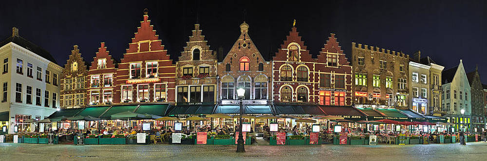 The houses of Belgium by Travel Images Worldwide