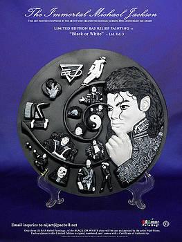 The Immortal Michael Jackson by Nijel Binns