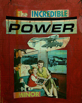 The Incredible Power Minor by Adam Kissel