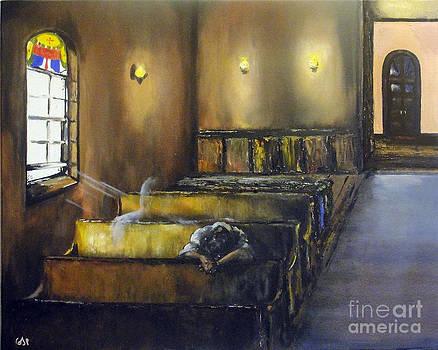 The Intercessor by Pamela Benjamin