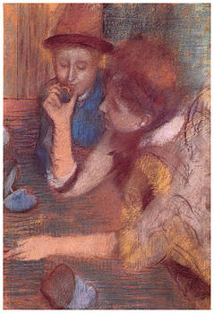 Edgar Degas - The Jewels