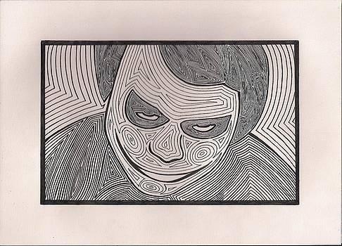 The Joker by Raiyan Talkhani