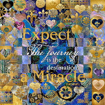 The Journey Expect a Miracle by Susan Ragsdale