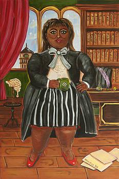 The Judge by Marisol DAndrea