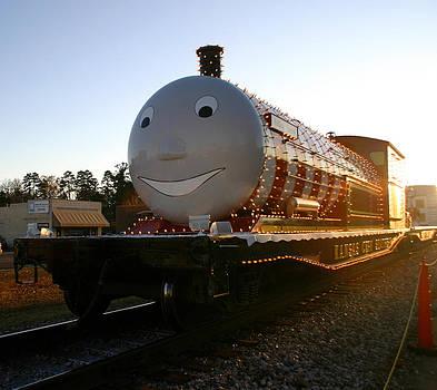 Nina Fosdick - The KCS Christmas Train