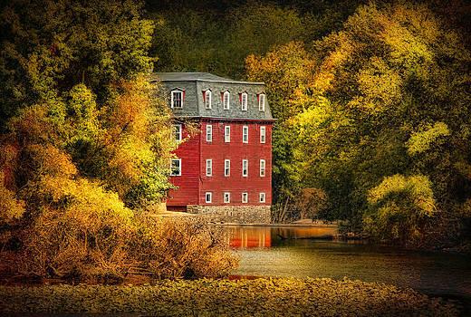 The Kingston Mill by Pat Abbott