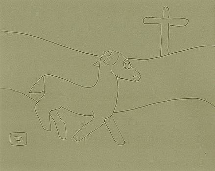 The lamb of god by Peter  McPartlin