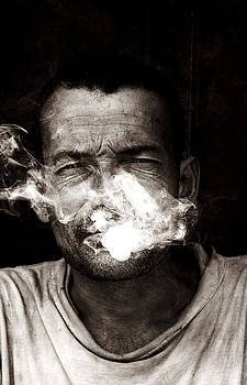 The Last Smoke by Sanjog Rai