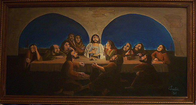 The Last Supper by Charlie Harris