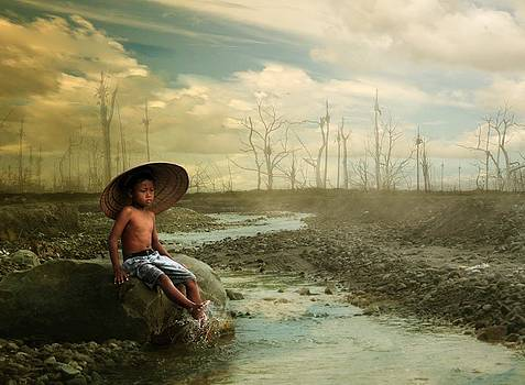 The Last Water by Budi Cc-line