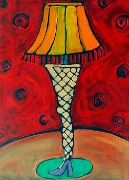 The Leg Lamp by Carla MacDiarmid