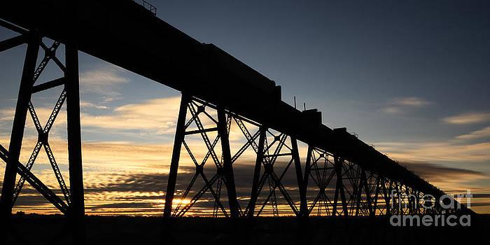 Vivian Christopher - The Lethbridge Bridge