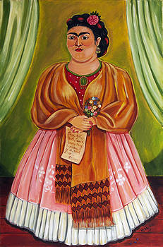 The Letter to Frida by Marisol DAndrea