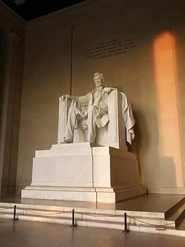 FeVa  Fotos - The Lincoln Memorial at Dawn