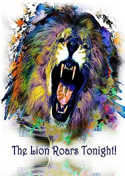 The Lion Roars Tonight by Doris Wood