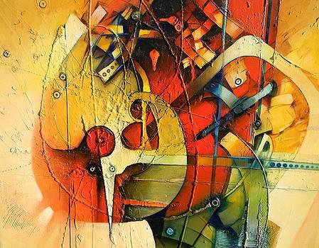 The lost keys by Jose Pena