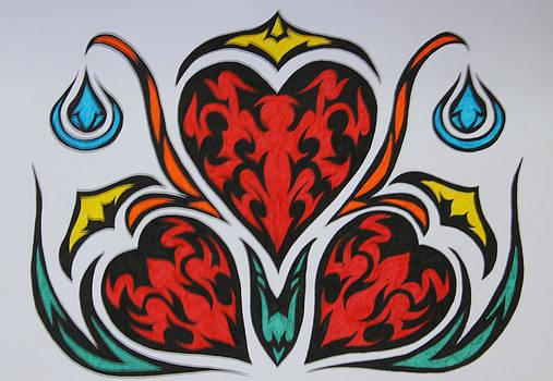 The Lotus Of Eden by Raiyan Talkhani